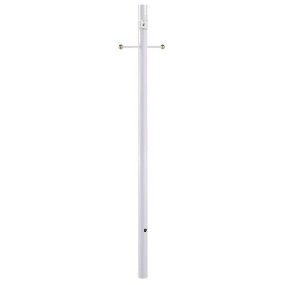 Acclaim Lighting 96-320WH Direct Burial Post