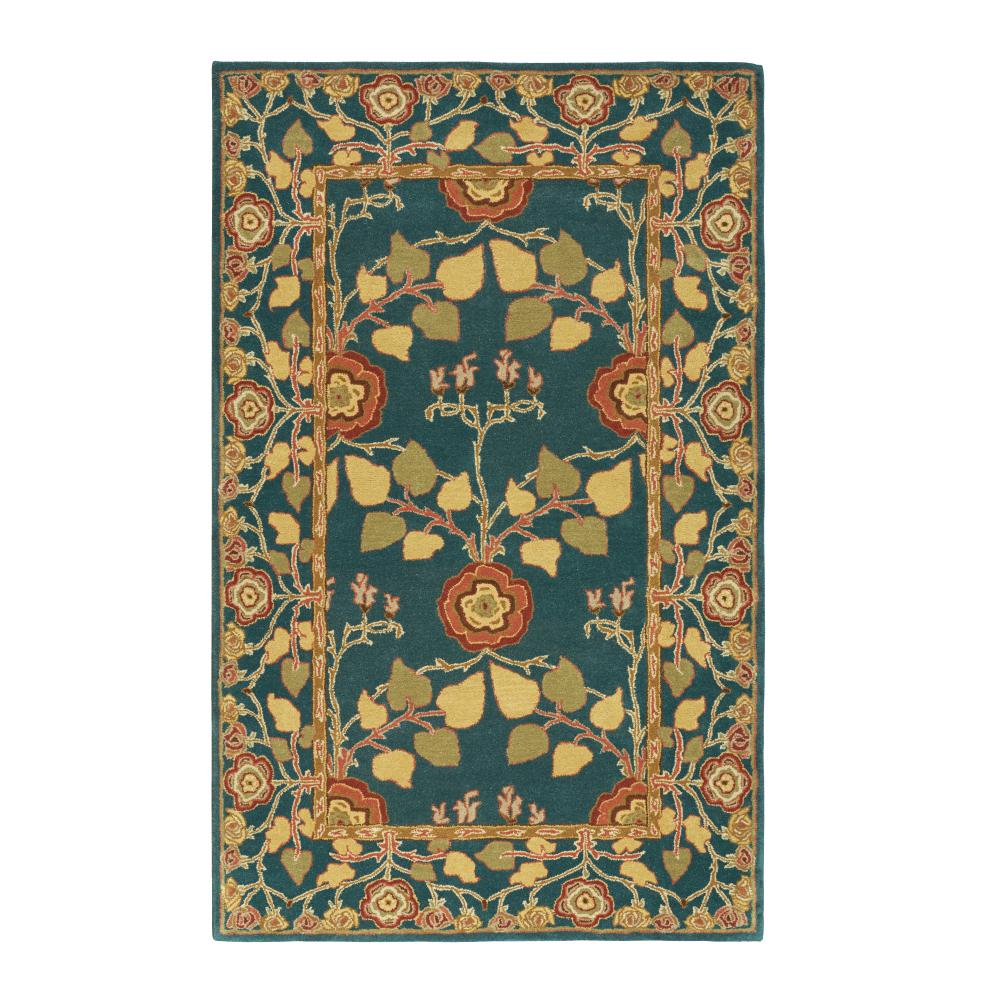 Home decorators collection patrician blue 8 ft x 11 ft for Home decorators rugs blue
