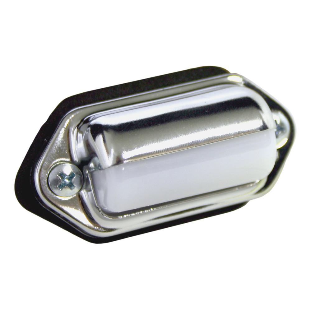 Hooded License/Utility Light
