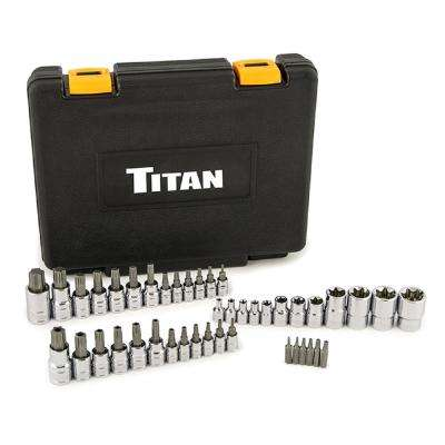 Master Star Bit Socket Set