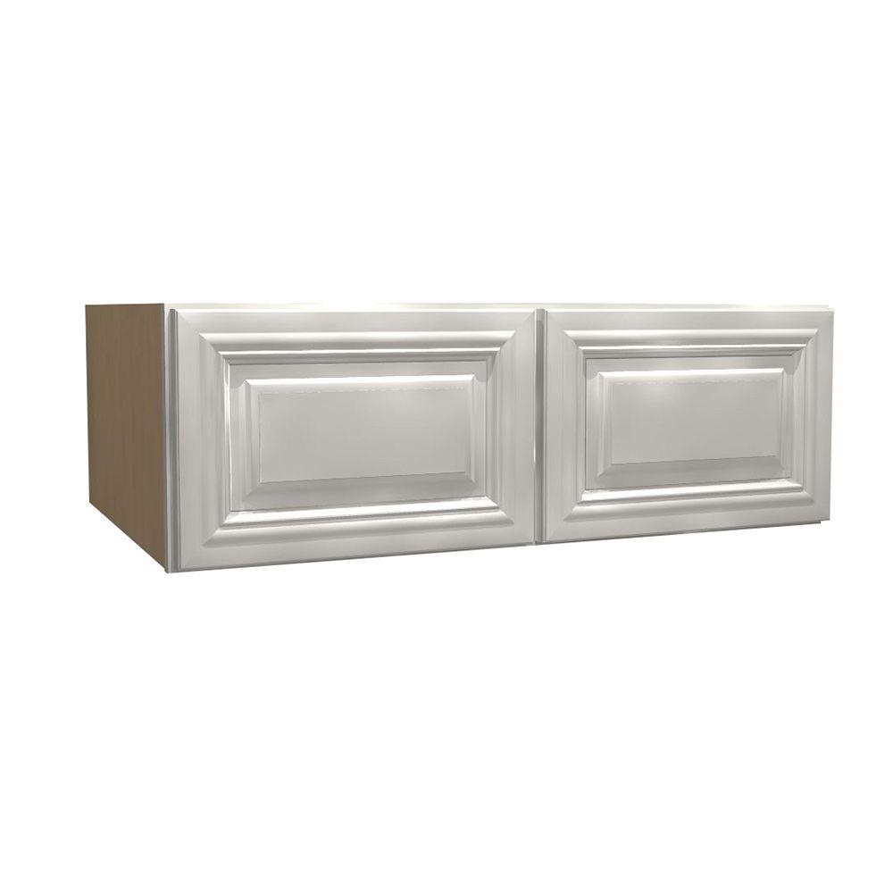 Coventry Assembled 36x12x24 in. Double Door Wall Kitchen Cabinet in Pacific