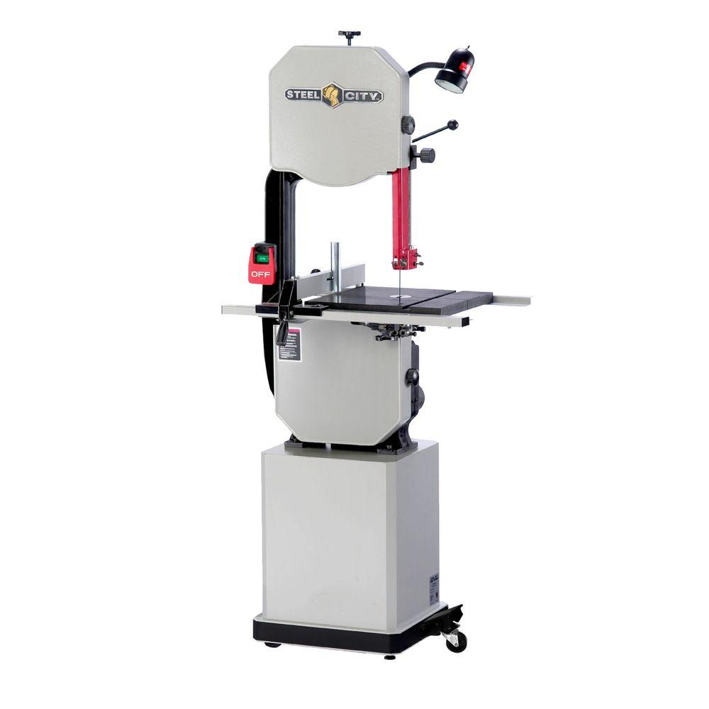 Steel City 14 in. Granite Deluxe Band Saw