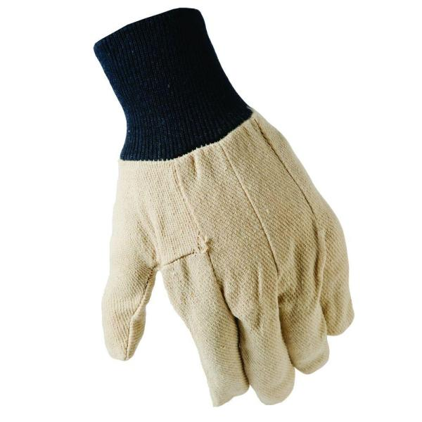 General Purpose Large Cotton Canvas Gloves