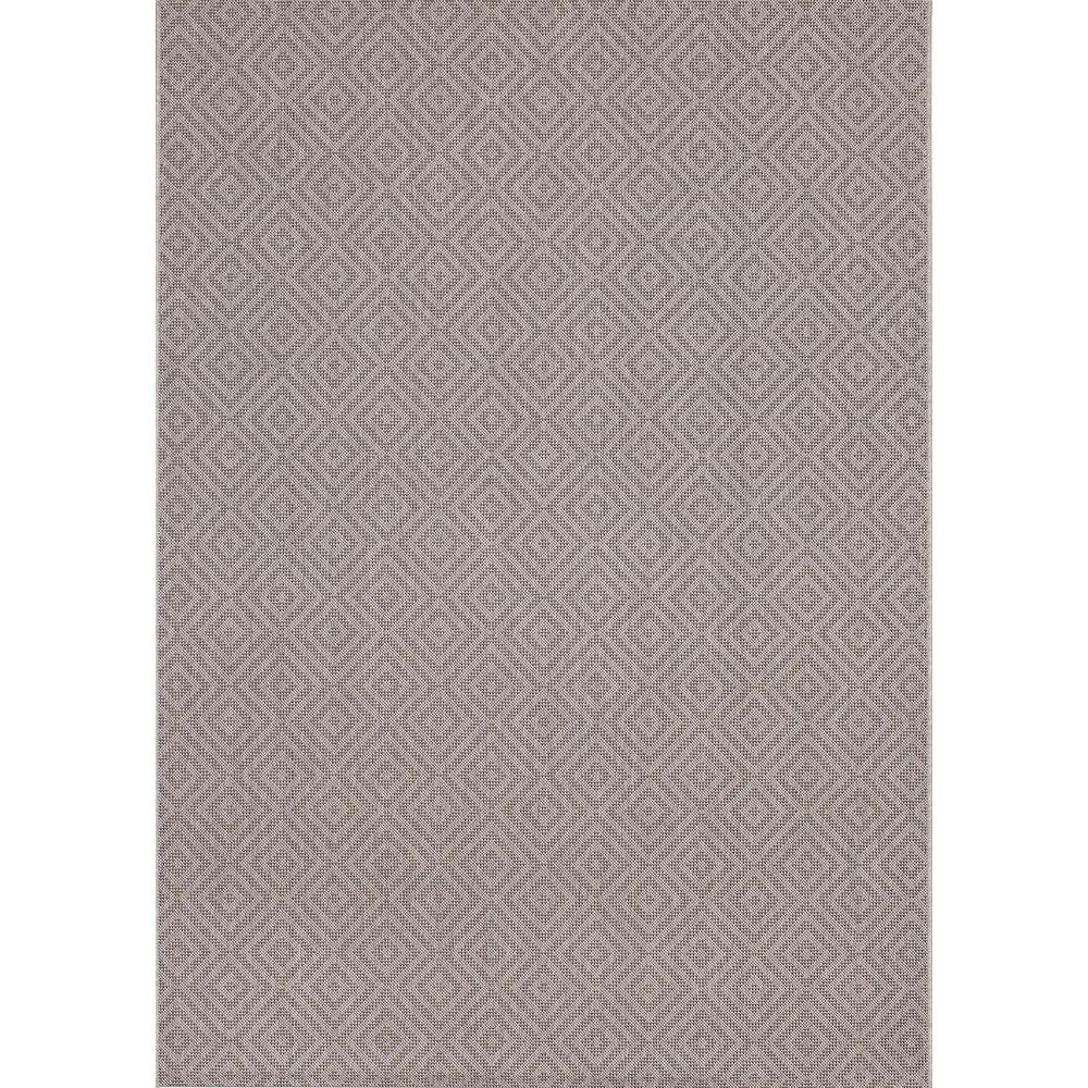 Balta US Bolton Black 5 ft. 3 in. x 7 ft. 4 in. Area Rug