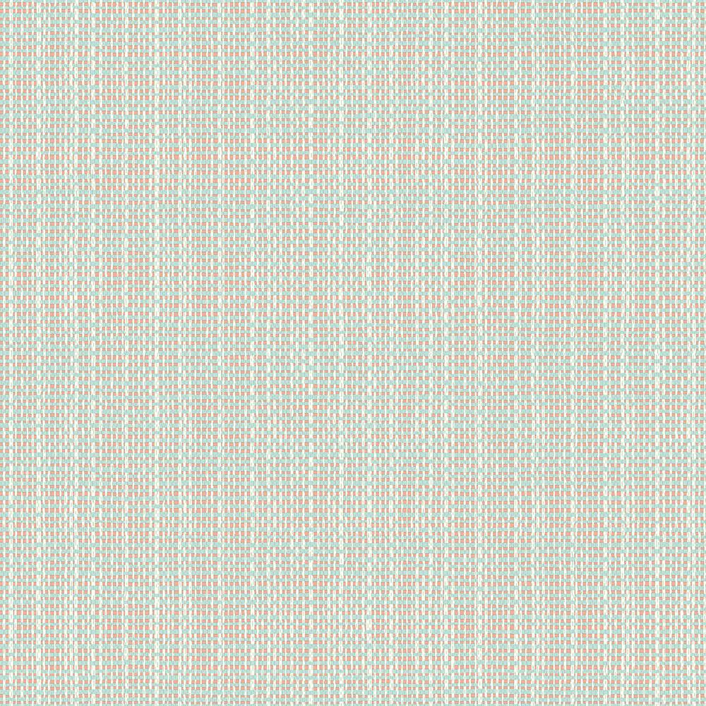 Kent Coral Faux Grasscloth Paper Strippable Roll Wallpaper (Covers 56.4 sq. ft.)