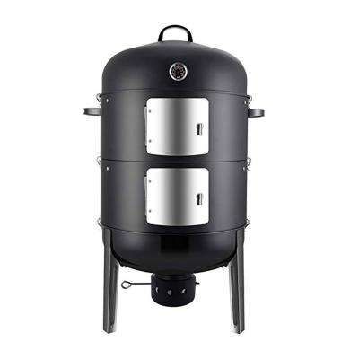 BBQ Charcoal Smoker and Grill