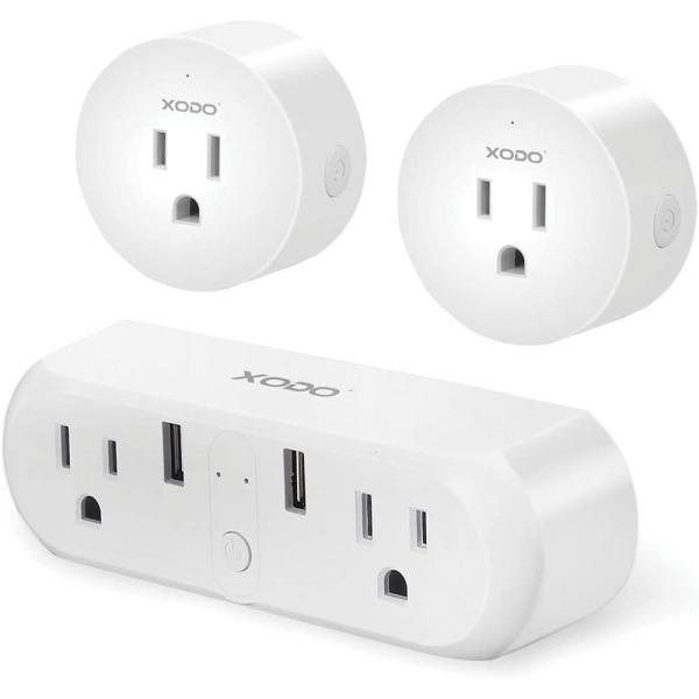 4-Outlet Total Smart Plug Kit