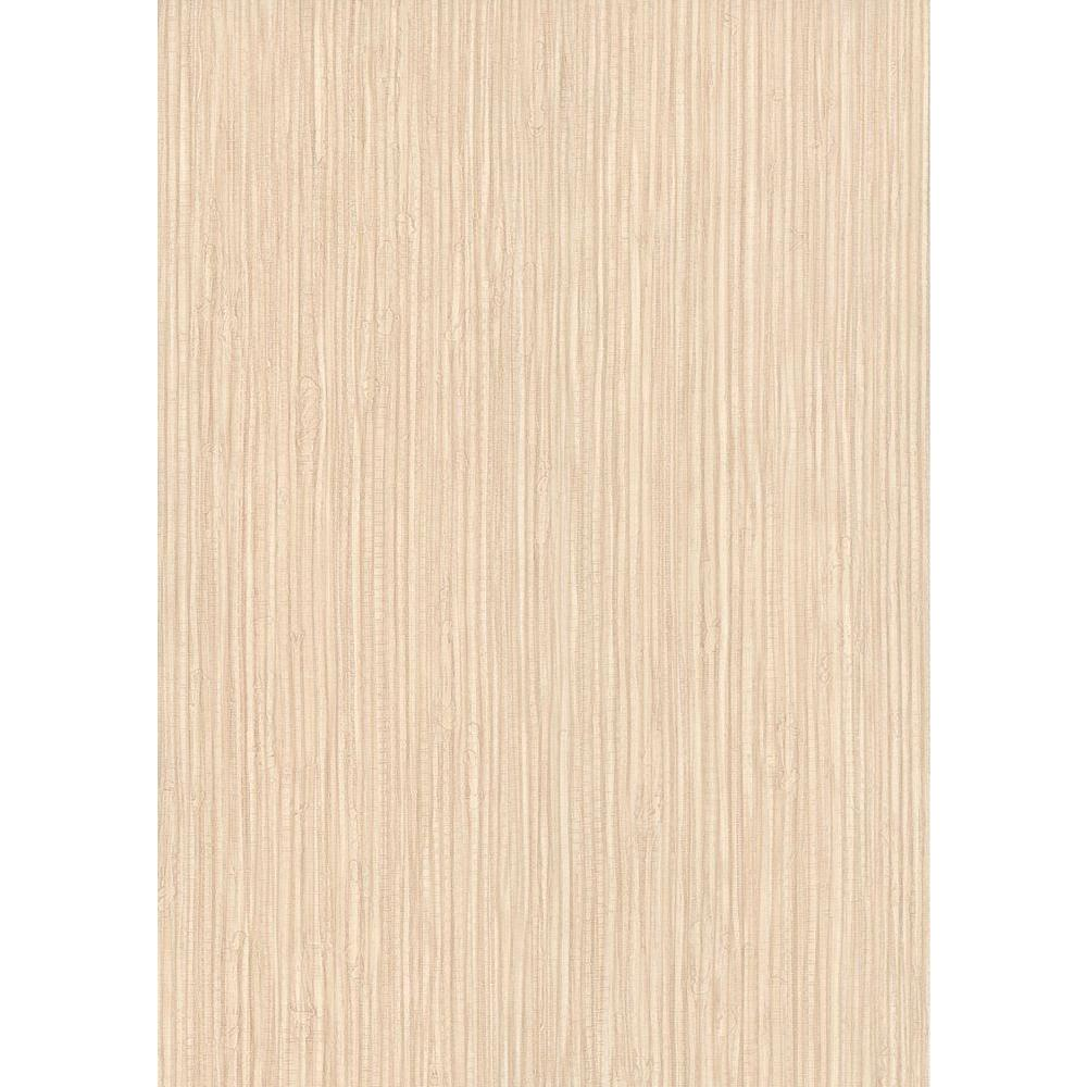 null 56 sq. ft. Vertical Grass Cloth Look Wallpaper