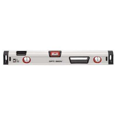 72 in. Condor Box Level with OPTIVISION Red