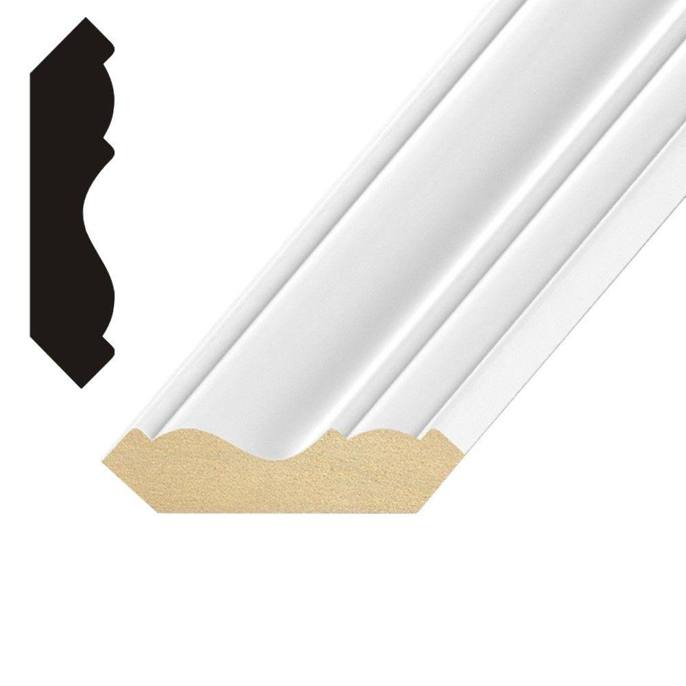 OP402 5/8 in. x 2-9/16 in. MDF Crown Moulding