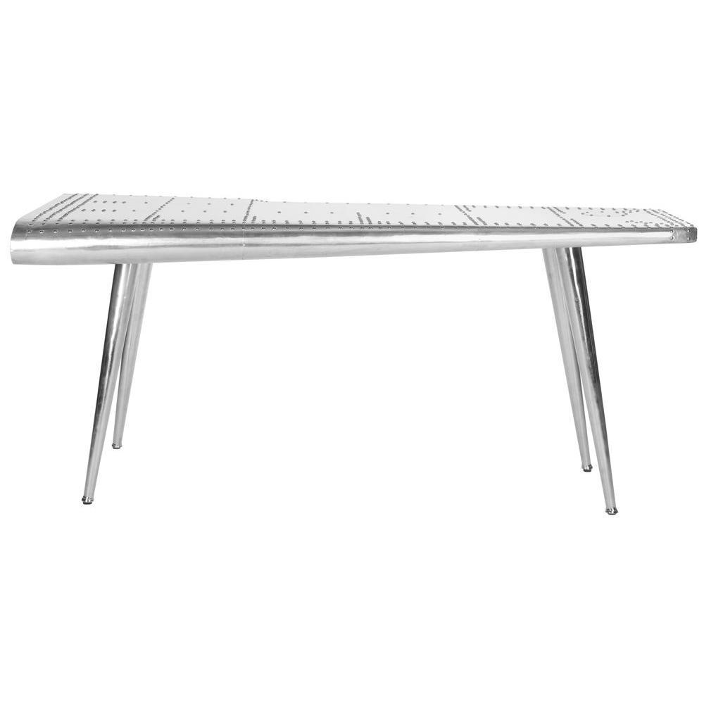Safavieh Aviator Silver Desk