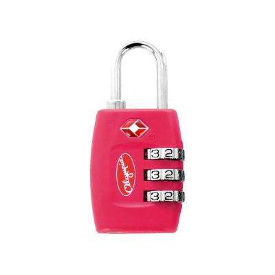 TSA 3-Dial Combination Lock