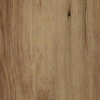 Take Home Sample - Pine Natural Click Lock Luxury Vinyl Plank Flooring - 6 in. x 9 in.