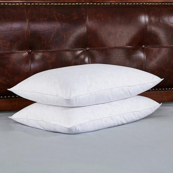 Down Alternative Jumbo Pillow (Set of 2)