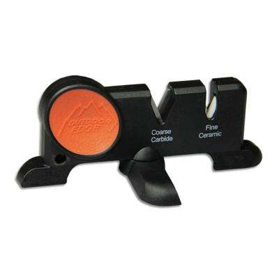 Sharp-X Knife Sharpener in Black