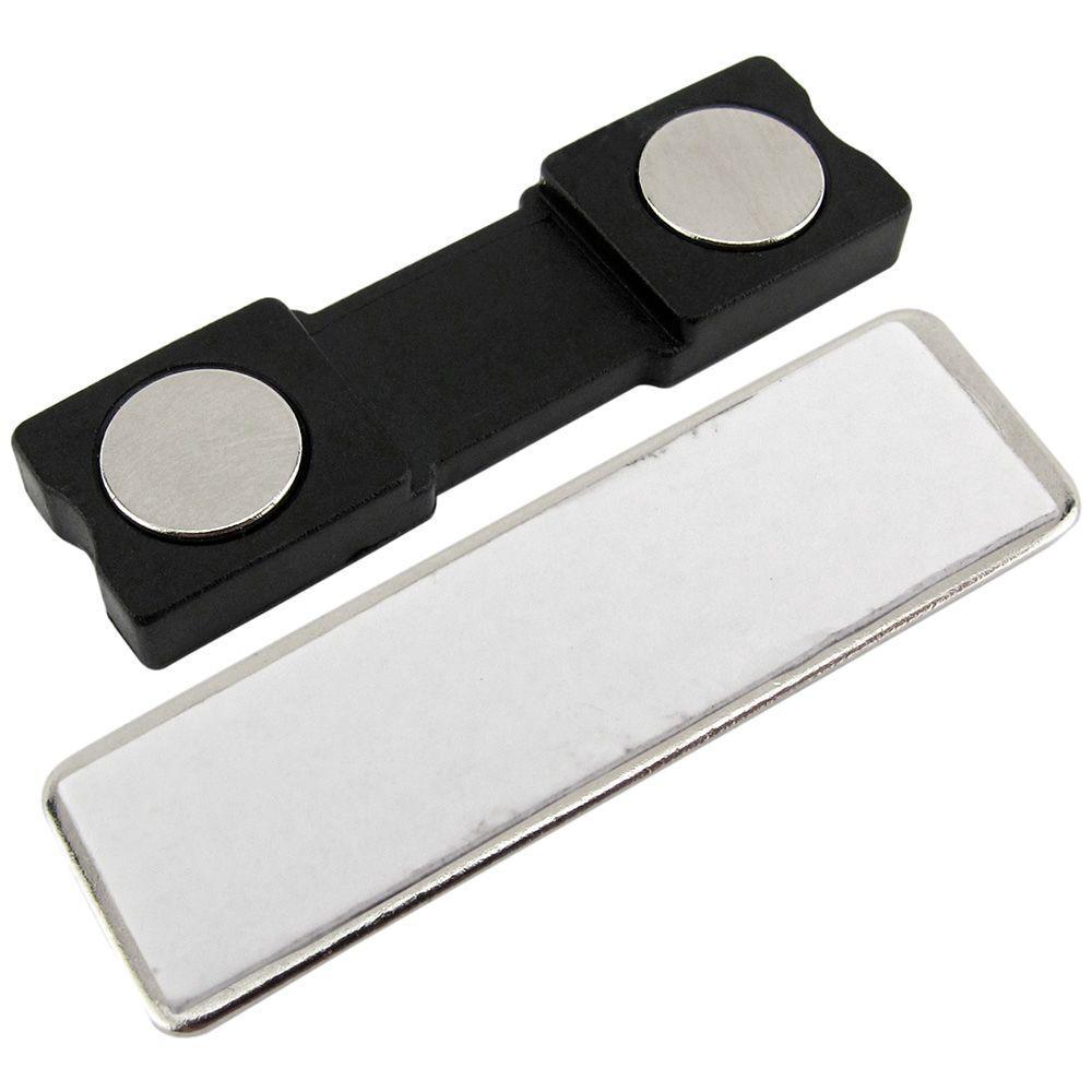Magnetic Badge Holder (2-Pack)