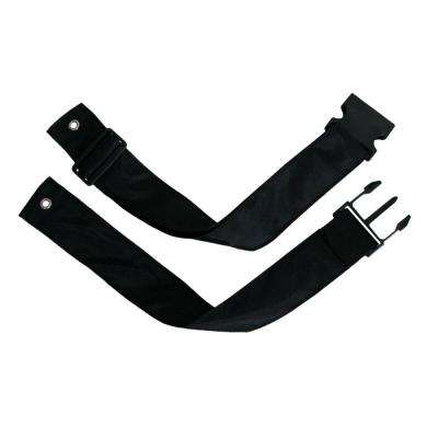 Seat Belt for Transport Wheelchair in Black