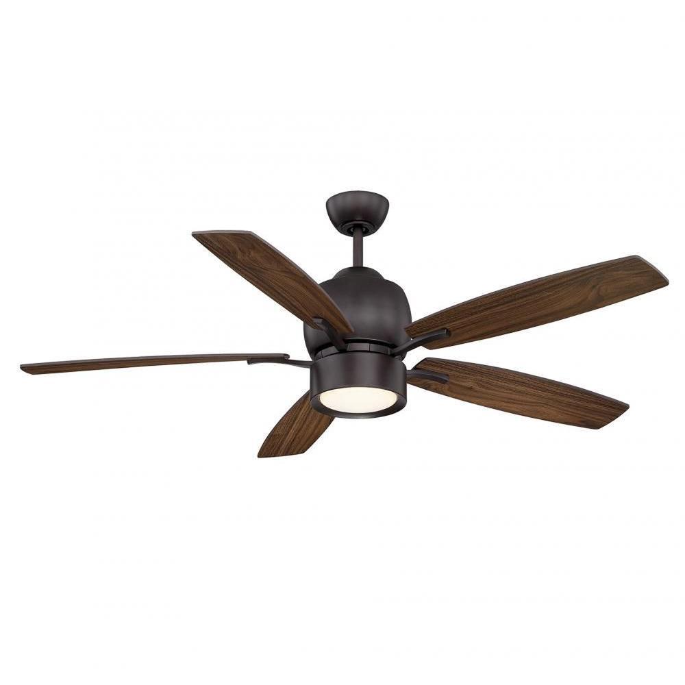 Rossendale 52 in. English Bronze Indoor Ceiling Fan