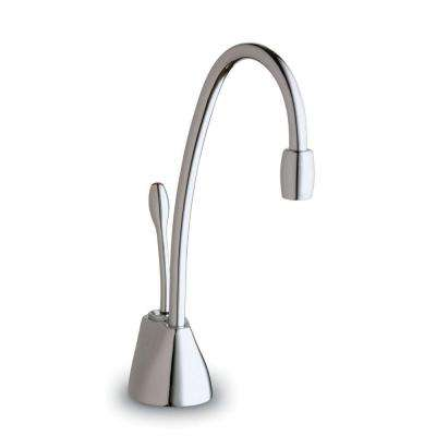 Indulge Contemporary Single-Handle Instant Hot Water Dispenser Faucet in Chrome