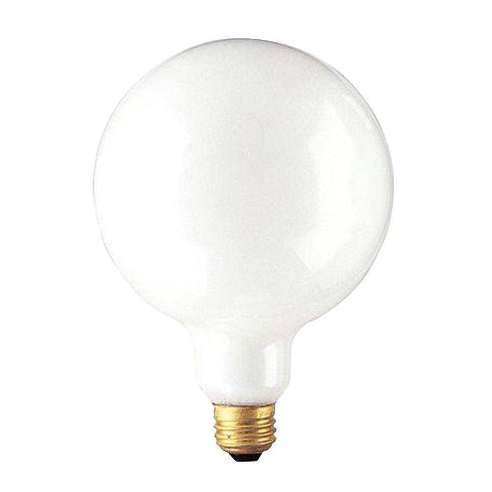 Bulbrite 100-Watt Incandescent G40 Light Bulb (10-Pack)