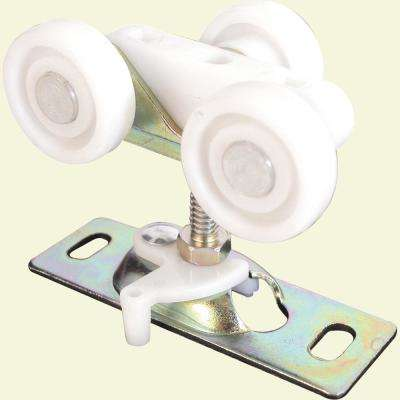 1 in. Tri-Wheel Pocket Door Roller