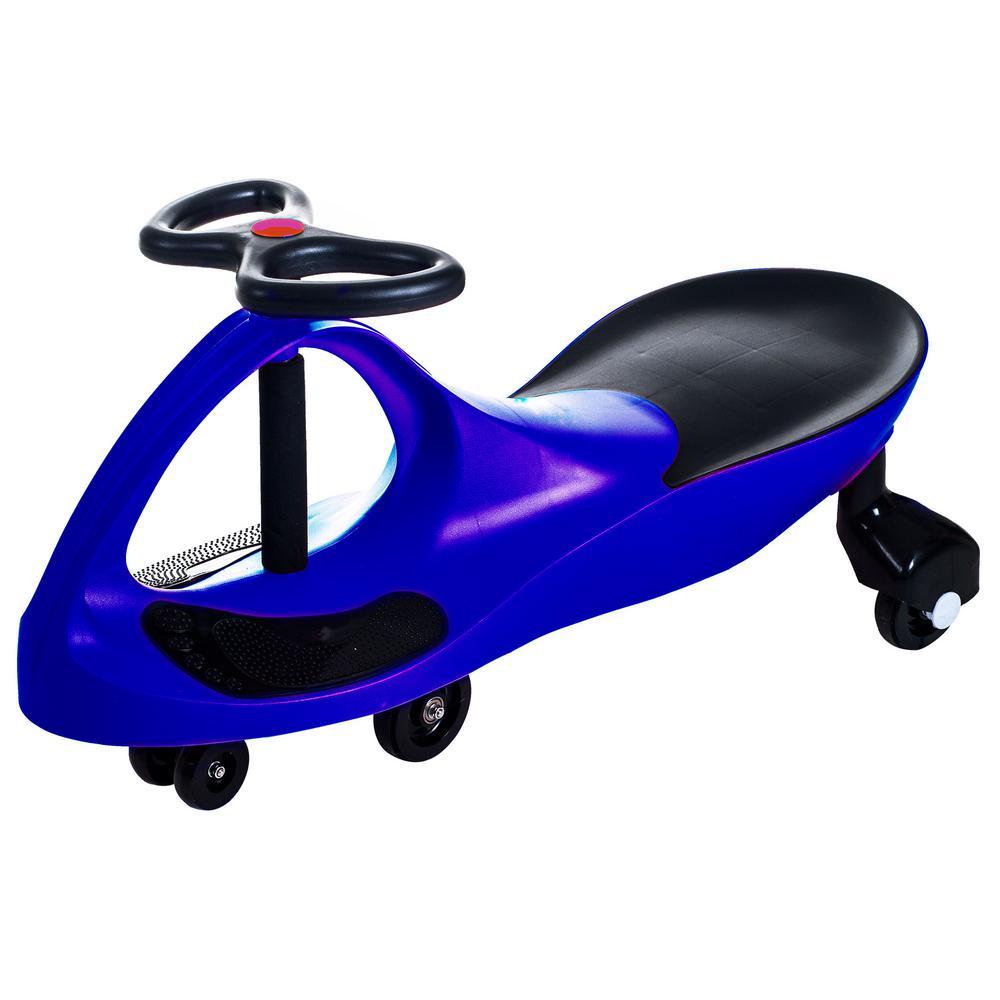 Blue Wiggle Car Ride On