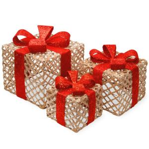 3-Piece Gift Box Assortment - 7 in., 9 in. and 11.5 in.