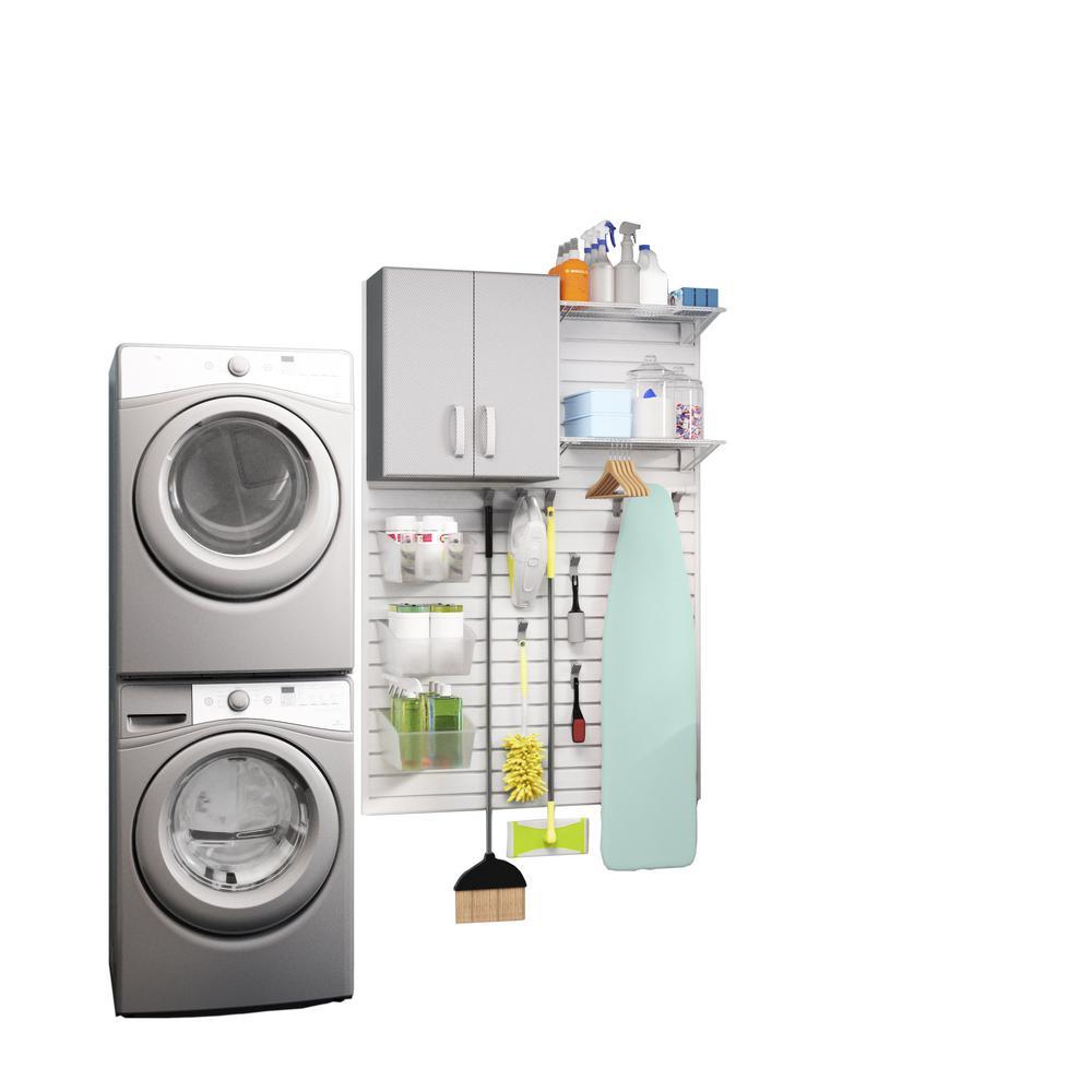 Modular Laundry Room ...  sc 1 st  Home Depot & Laundry Room Cabinets - Laundry Room Storage - The Home Depot