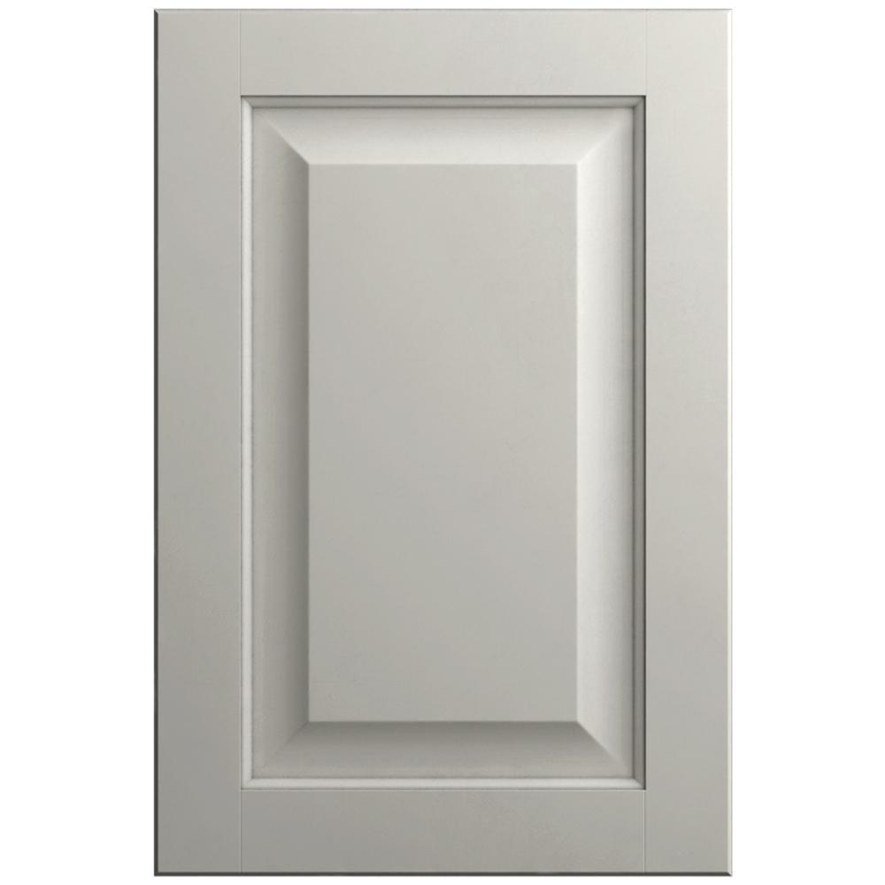 11x15 in. Gretna Cabinet Door Sample in Linen Glaze