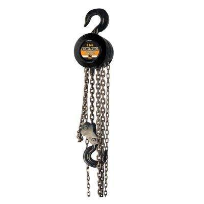3-Ton 8 ft. Hand Chain Hoist