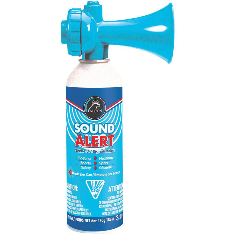 6 oz. Sound Alert Signal Horn