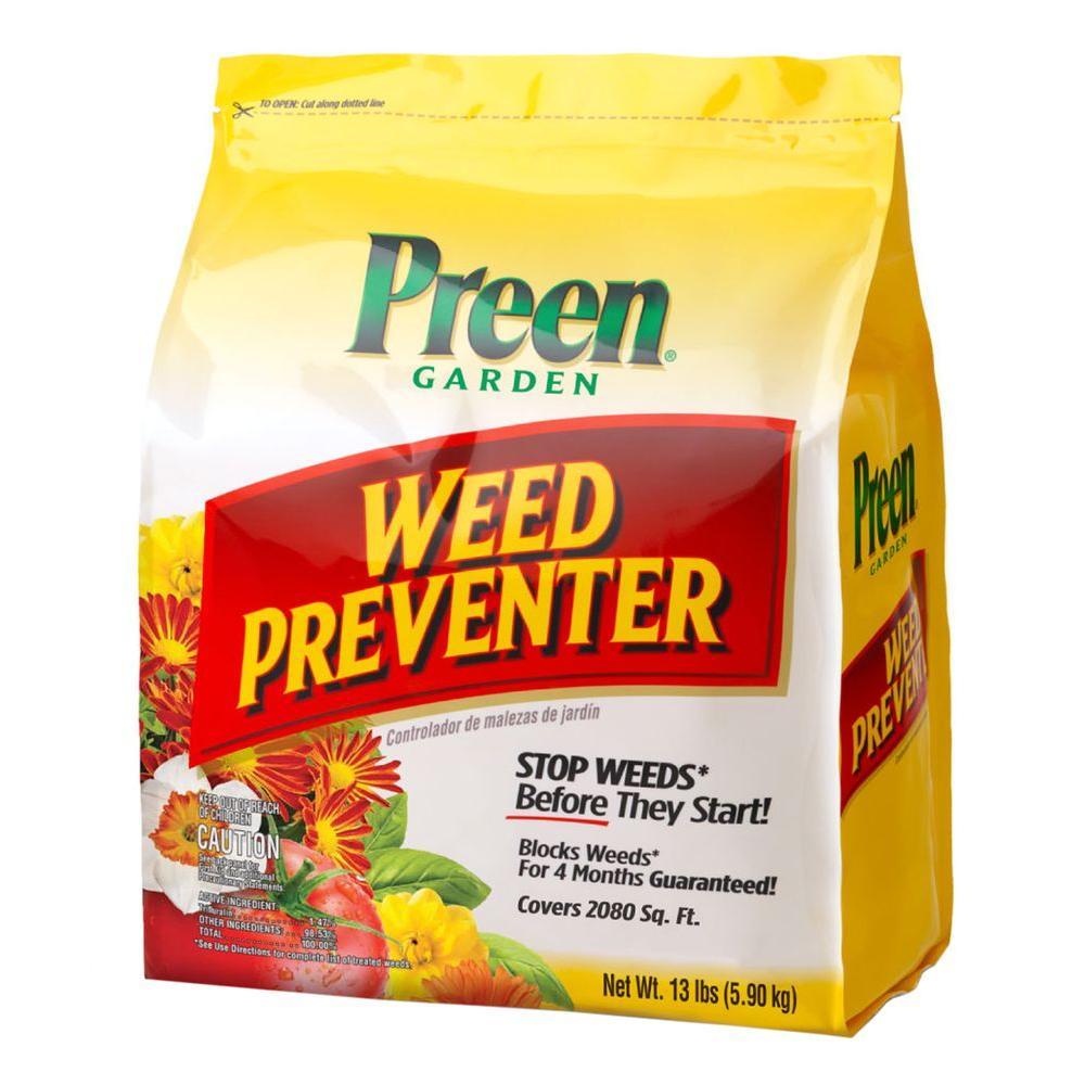 13 lb. Garden Weed Preventer Bag