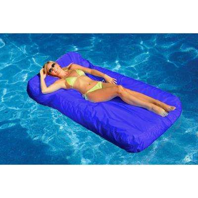 SunSoft Blue Pool Mattress
