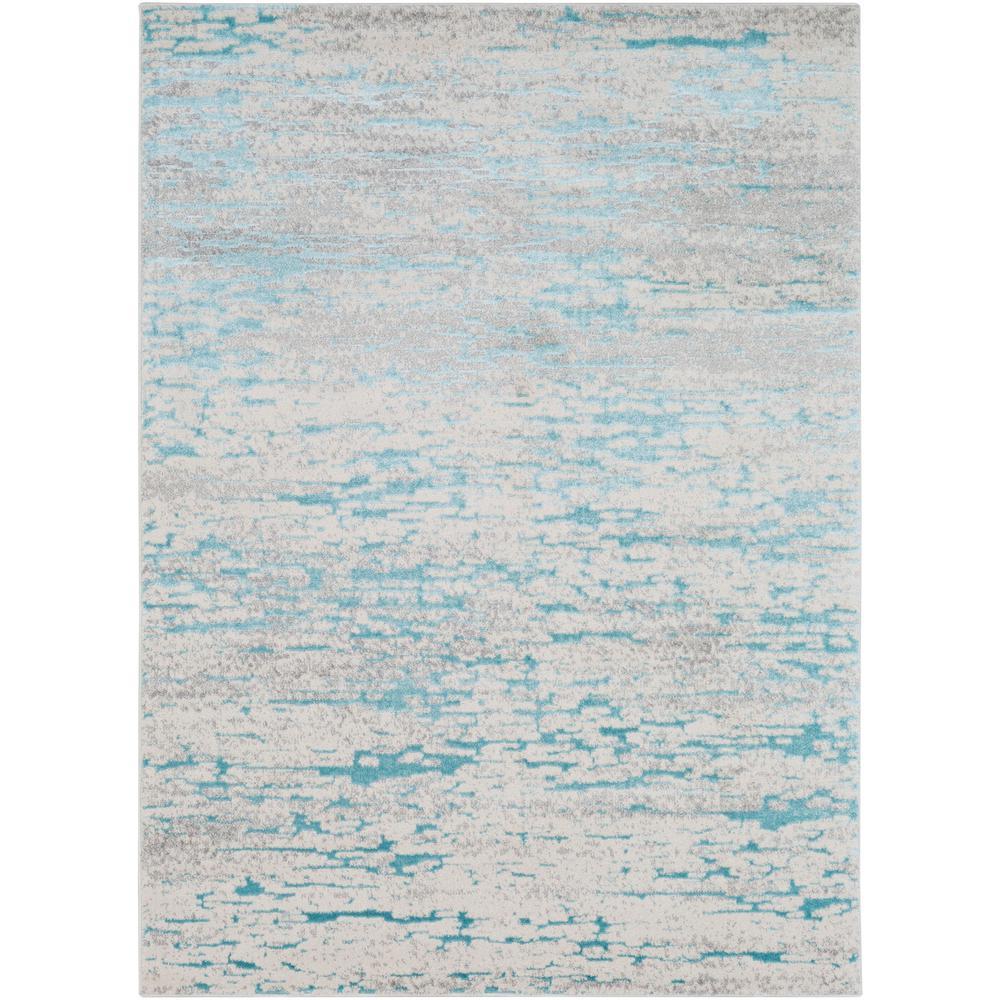Artistic Weavers Sagara Teal 5 Ft. 3 In. X 7 Ft. 3 In