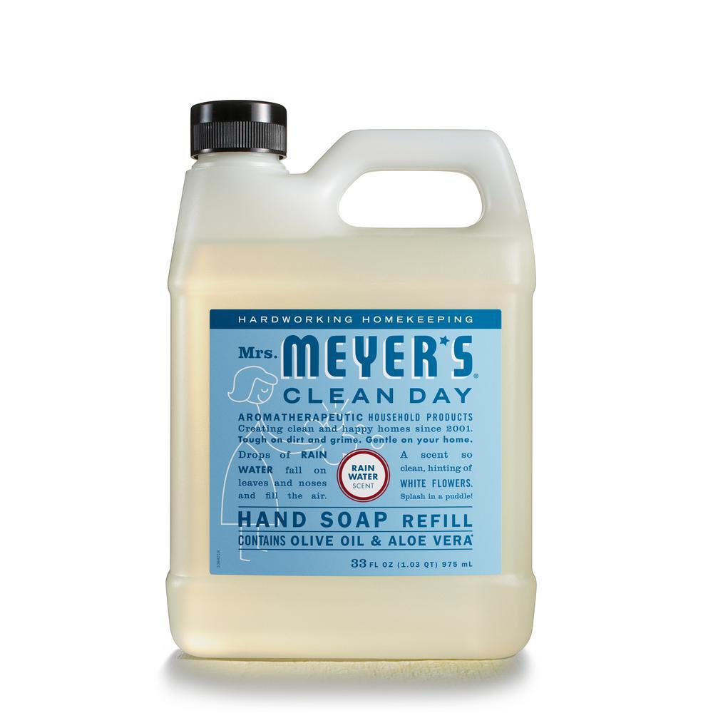 Mrs. Meyer's Clean Day 33 oz. RainWater Scent Liquid Hand Soap