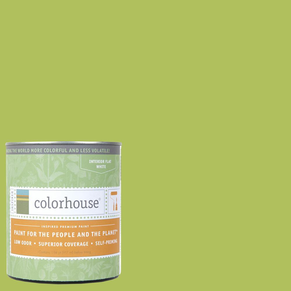 Colorhouse 1 qt. Thrive .03 Flat Interior Paint