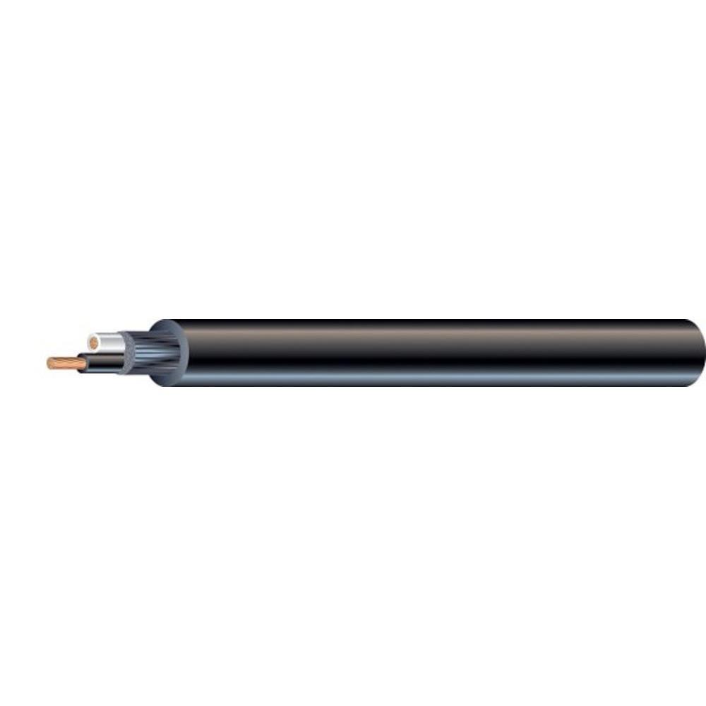 (By-the-Foot) 16/2 300-Volt CU Black Flexible Portable Power SJOOW Cord