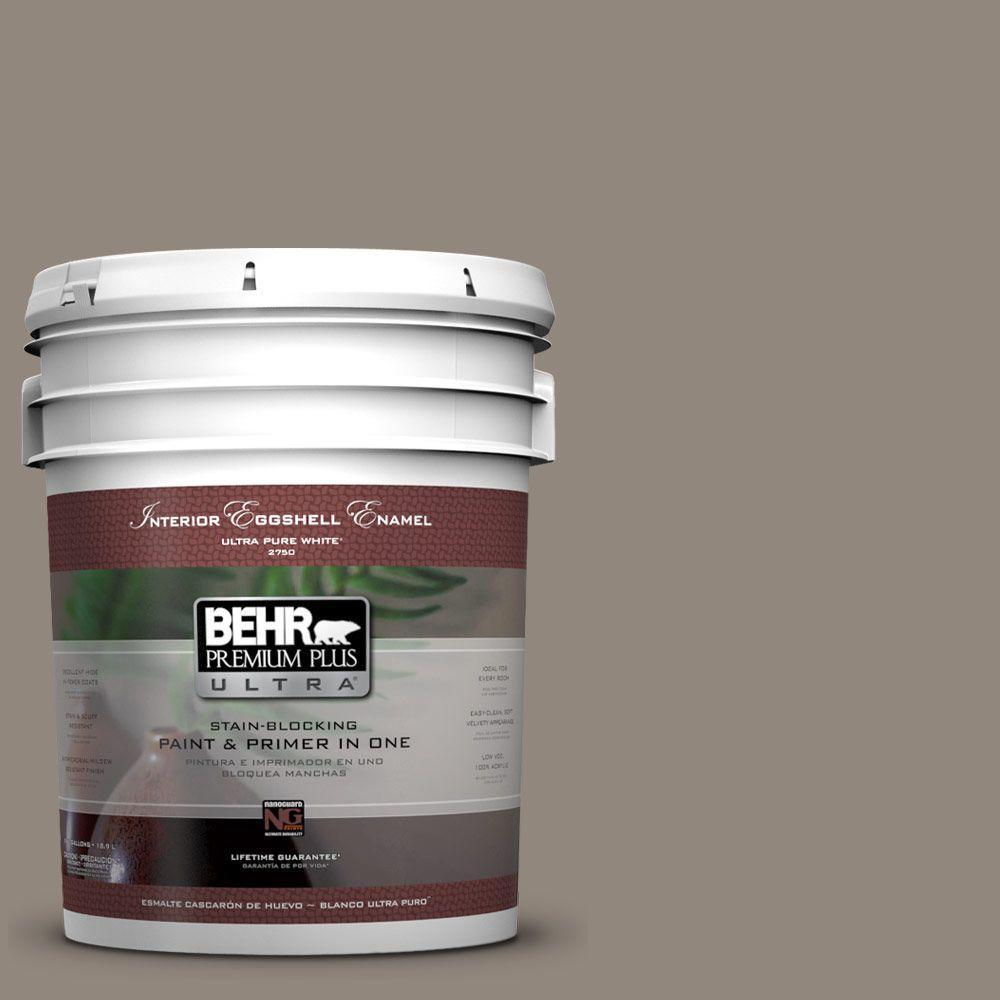 BEHR Premium Plus Ultra 5-gal. #T14-8 Film Fest Eggshell Enamel Interior Paint