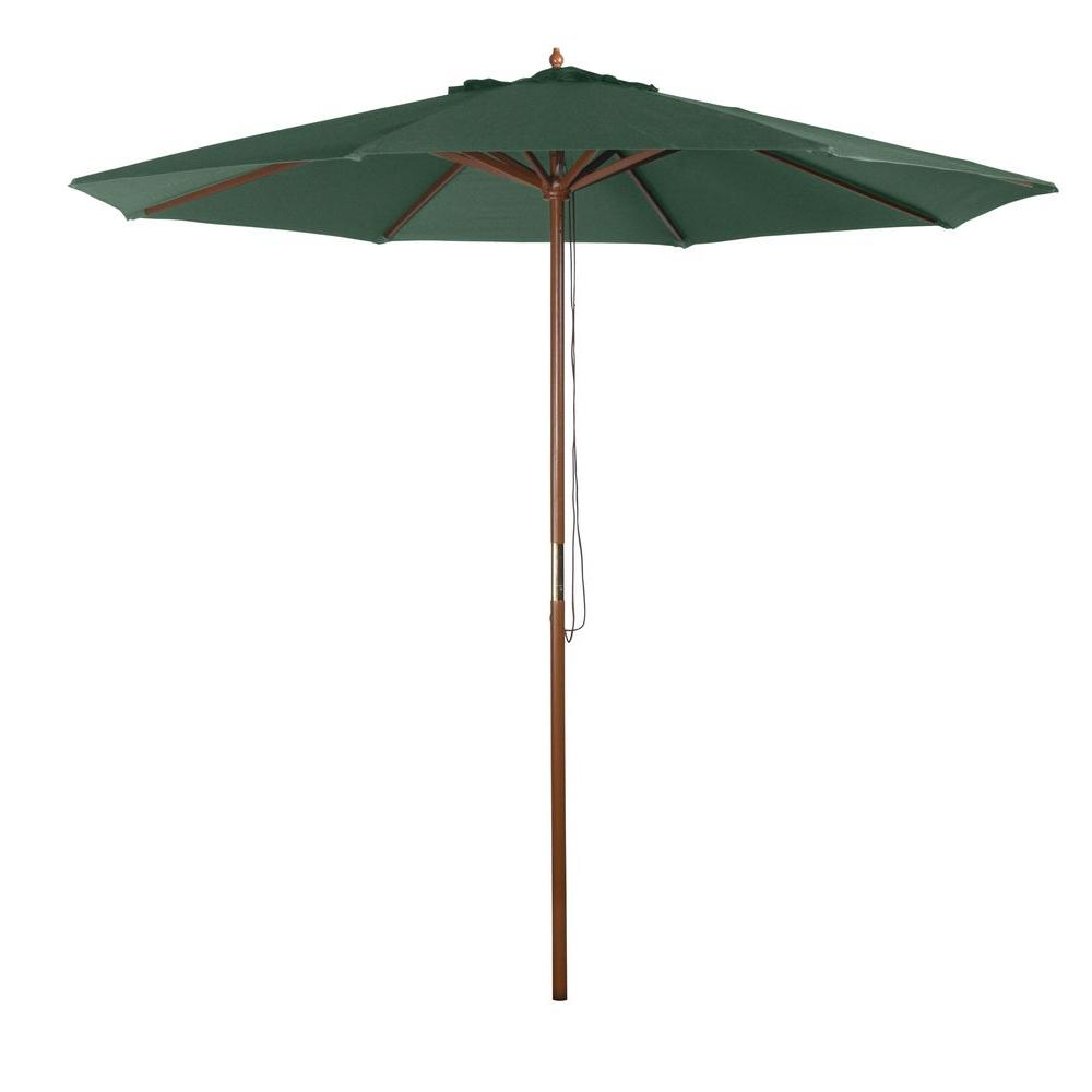 market patio umbrella in green - Umbrella Patio