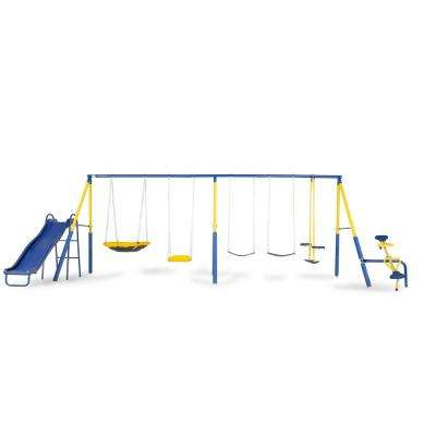 Super 10 Me and My Toddler Swing Set