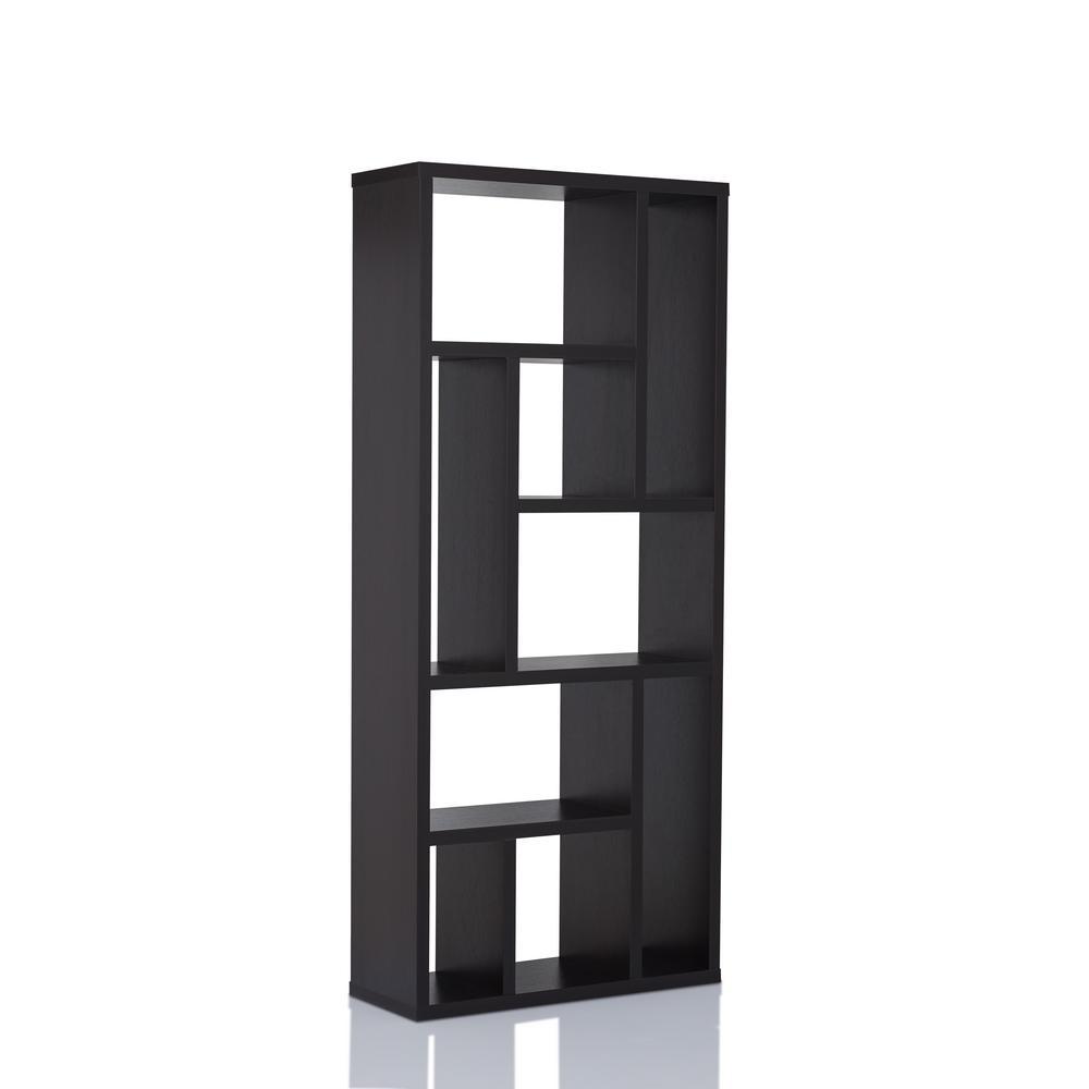 Ivana Espresso Bookcase