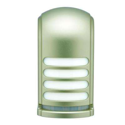 Pewter Motion Deck Light