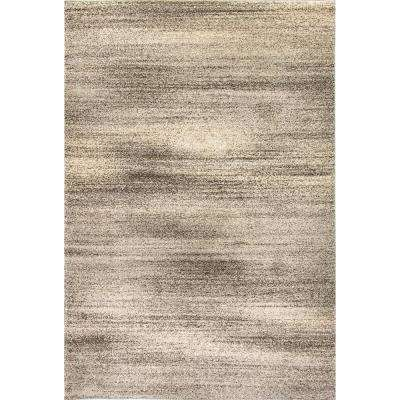 Lucy Light Grey 8 ft. x 11 ft. Indoor Area Rug
