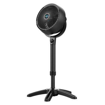 683 Pedestal Whole Room Air Circulator Fan, 32 in.-38 in. Adjustable Height