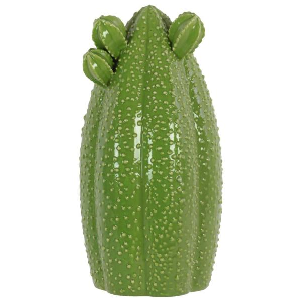 Urban Trends Collection 10.50 in. H Figurine Decorative Sculpture in Green