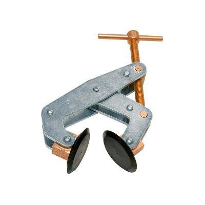 Kant-Twist 3 in. Clamp with Pads