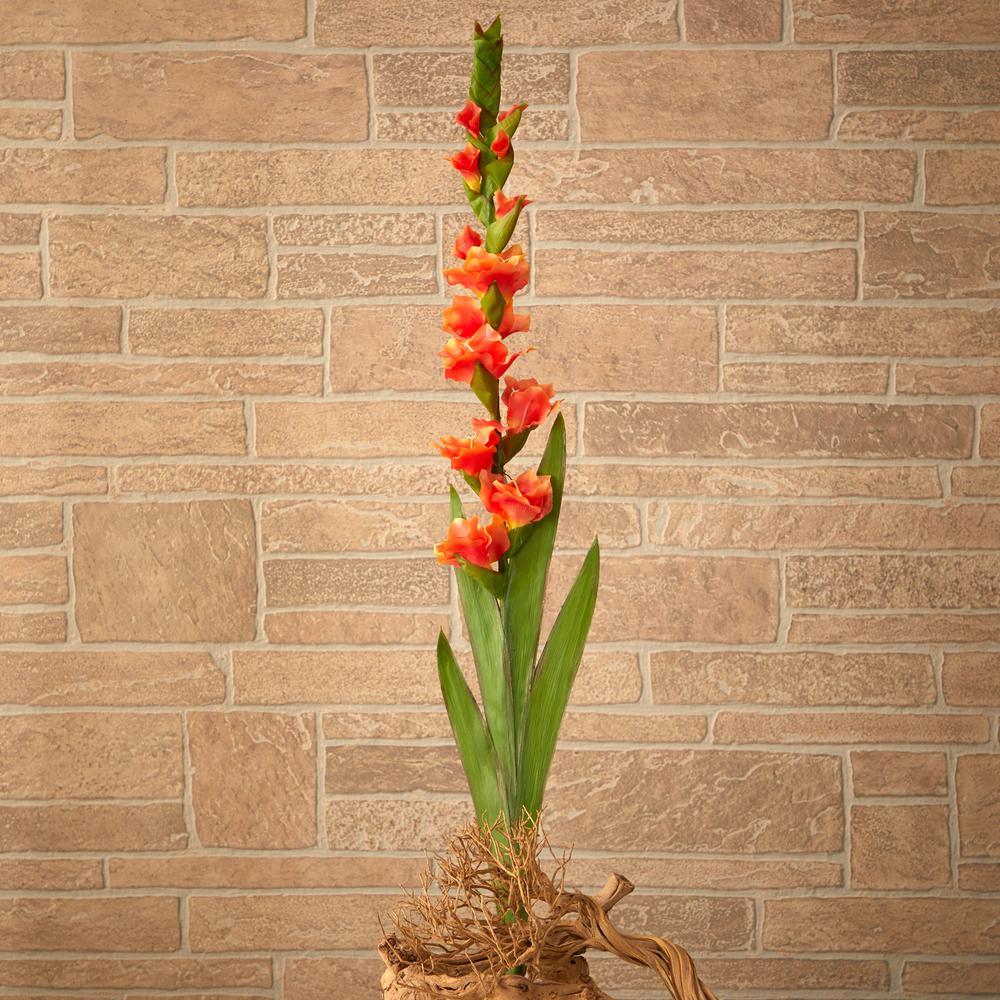 46in. Gladiolus Artificial Flower (Set of 3)