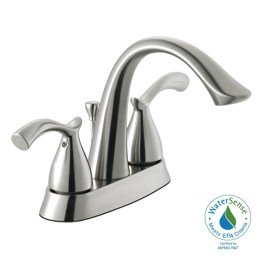 Glacier Bay - Bathroom Sink Faucets - Bathroom Faucets - The Home ...