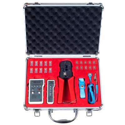 PC and Network Cable Installation Testing Kit (24-Piece)