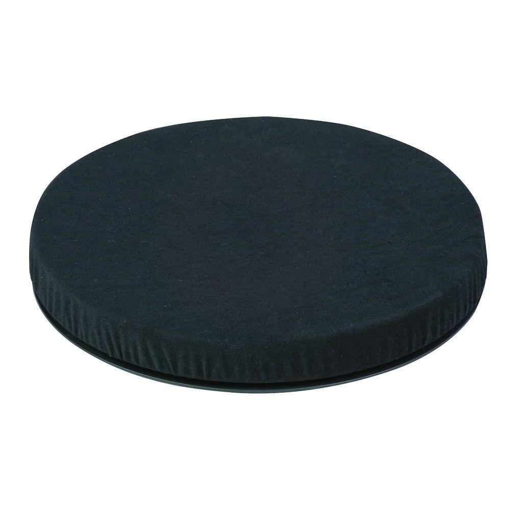 HealthSmart Deluxe Swivel Seat Cushion in Black